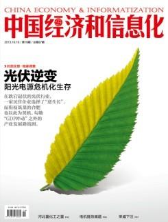 中国经济和信息化2013.19期