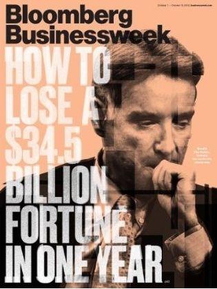 图为最新期 商业周刊 杂志封面