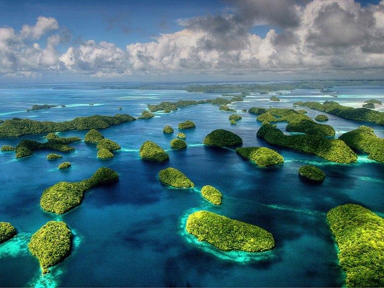 太平洋地区十大最受欢迎岛屿