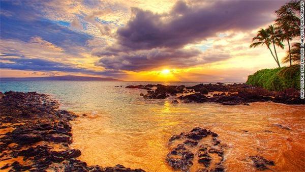 毛伊岛夏威夷群岛