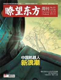 中国机器人30年