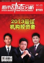 2013最佳机构投资者