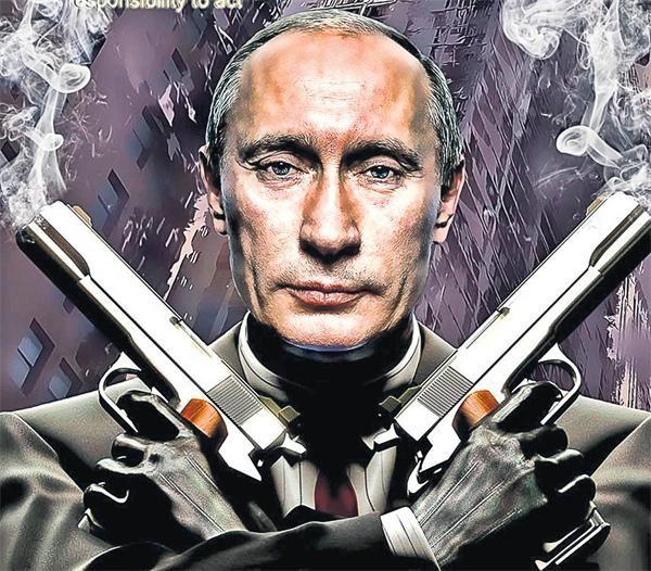 制裁俄罗斯?盘点普京反击西方的五大手段