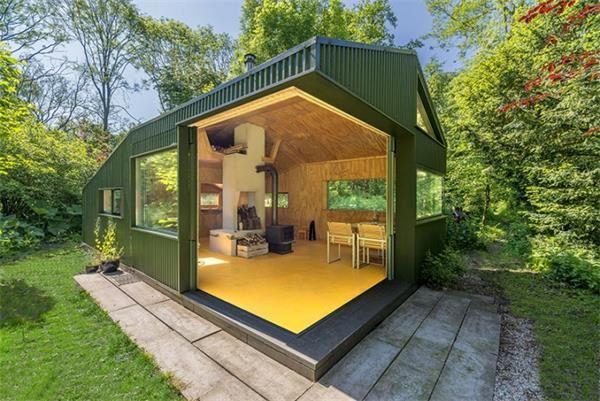 - Refugios de madera prefabricados ...