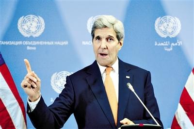美国宣布取消对伊朗的经济制裁
