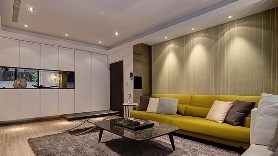 120平米房子装修 北欧风情设计