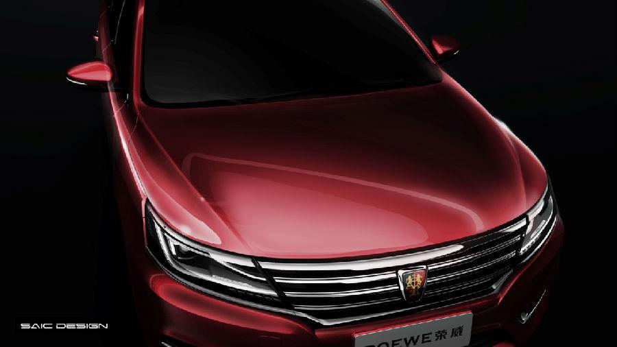 十市场,上汽荣威首款b级车荣威750吹响,发布了中国速比进军中高端年前哈弗h5自动档调汽车图片