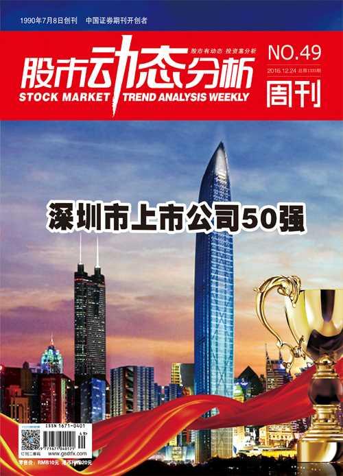 深圳市市值50强公司