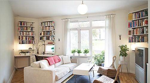 7例英伦欧式客厅 打造最优雅的小户型空间