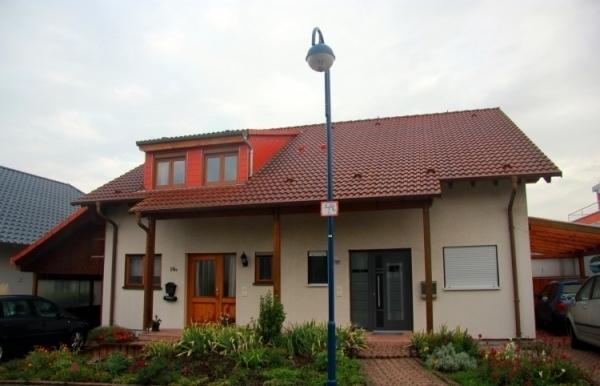 德国低收入百姓竟住连体别墅 5房1厅花园环绕