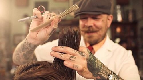 发型师跟理发师有什么不一样?图片