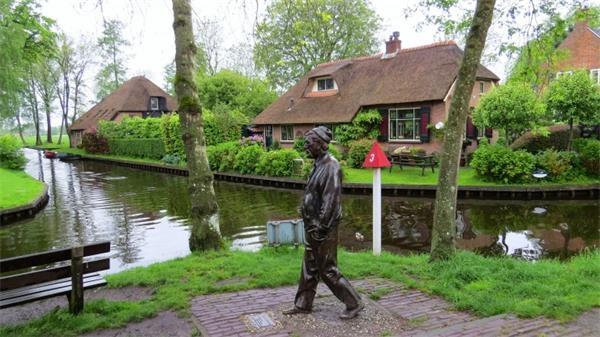 9。羊角村(荷兰)