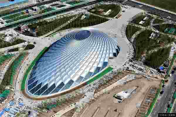 南京城市结构图