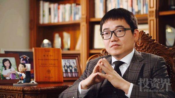创丰资本彭震:从创智赢家到投资高手