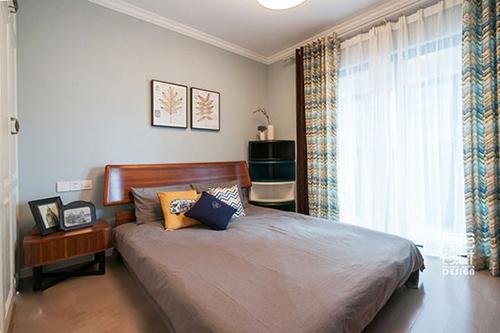 清新北欧风小家 80平温馨单身公寓