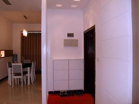 小户型的装修效果图温馨的三居室