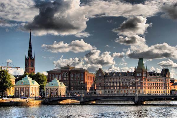 10. 斯德哥尔摩(瑞典)