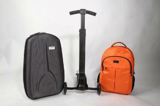 拖着行李箱去看世界?也许你可以换个方式,比如,骑着去。。。。。。