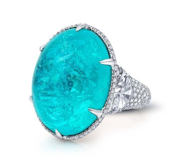 巴西盛产哪些宝石?看看这些迷人的巴西珠宝