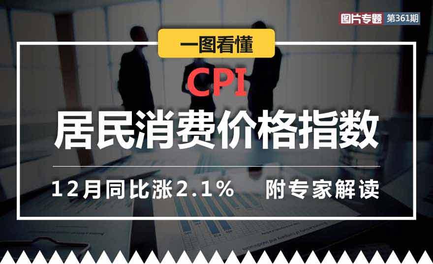 [图片专题361]图解12月居民消费价格指数CPI 企稳迹象明显(附解读)