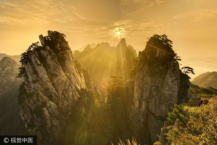 中国十大名山——你去过哪个?(组图)