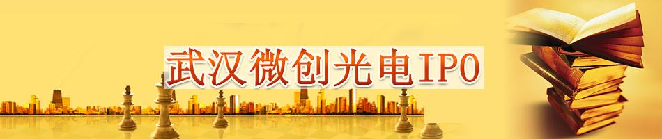 武汉微创光电IPO