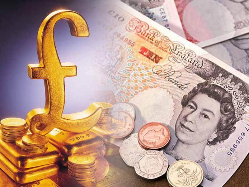 英镑涨幅回落 因英国脱欧及经济不乐观