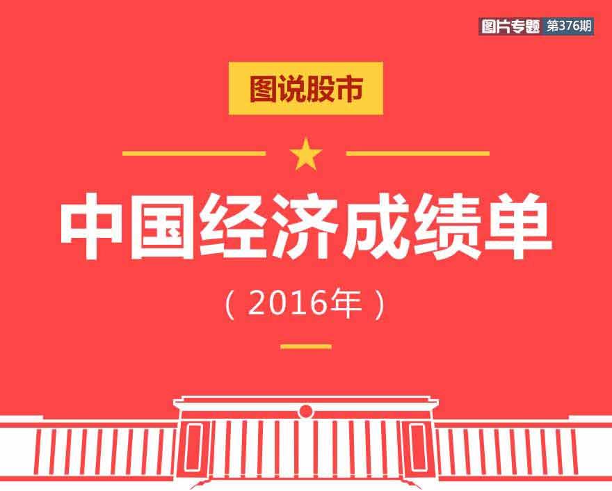 [图片专题376]两会前瞻丨一图看懂中国经济成绩单(2016)