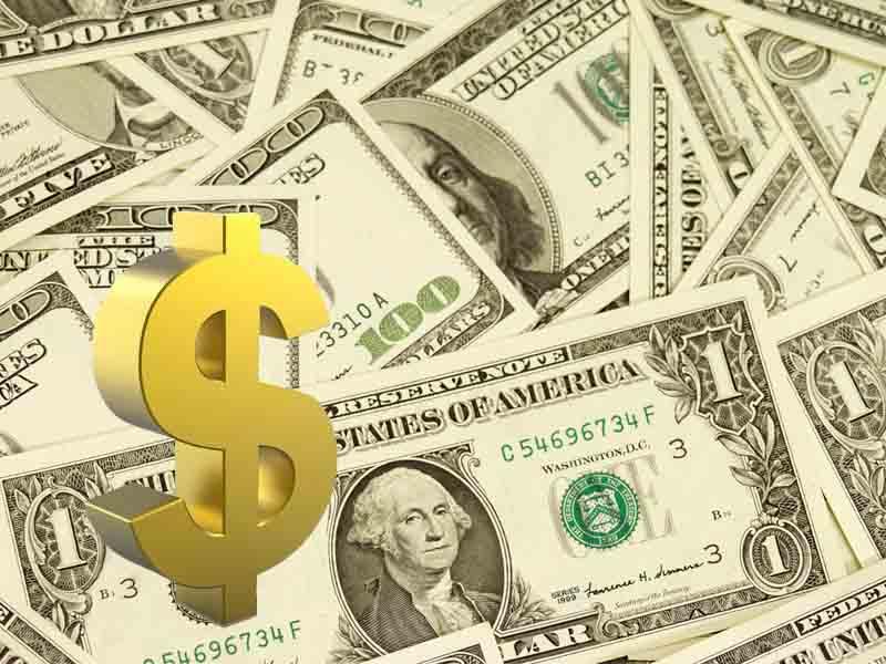 特朗普当选后美元指数上升很猛