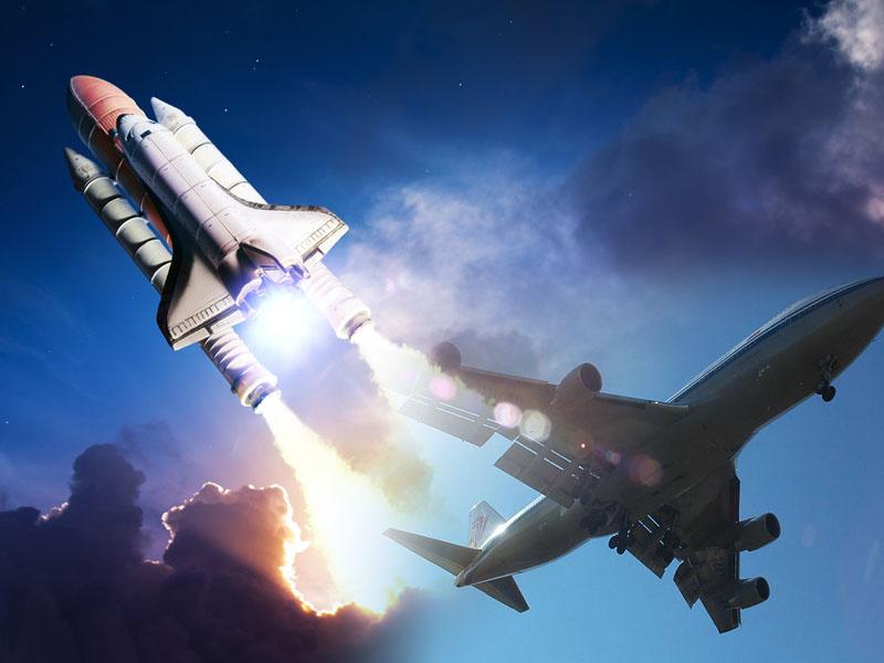 十三五我国航天发射望创新纪录 三大主线布局8股