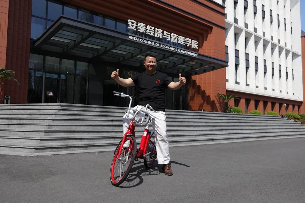 卞勇,西游单车CEO