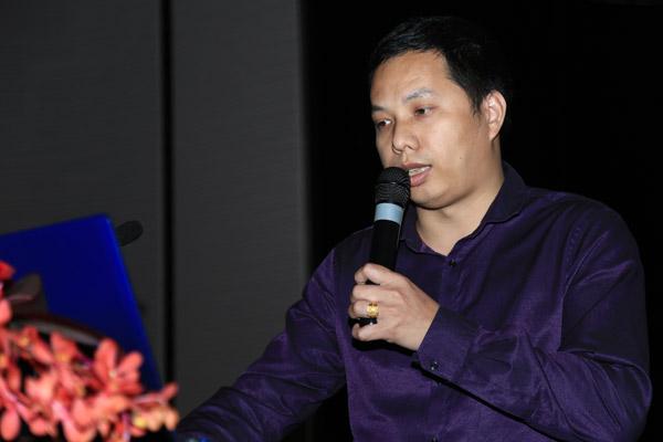 深圳市起点研究咨询有限公司总经理 李振强