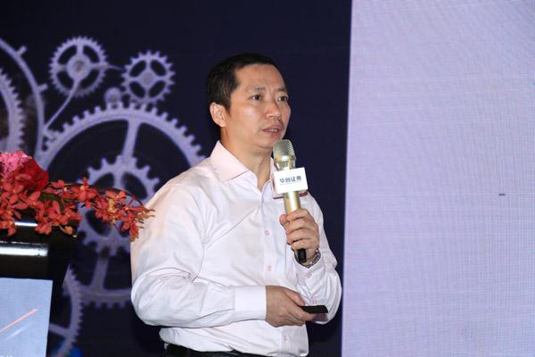 国家发改委投资研究所体制政策室主任 吴亚平