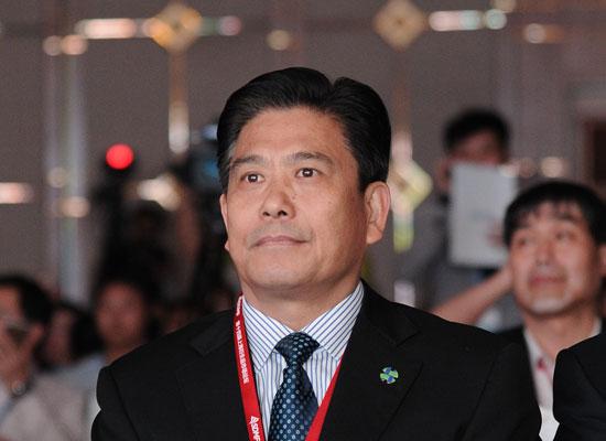中国金融期货交易所董事长张慎峰