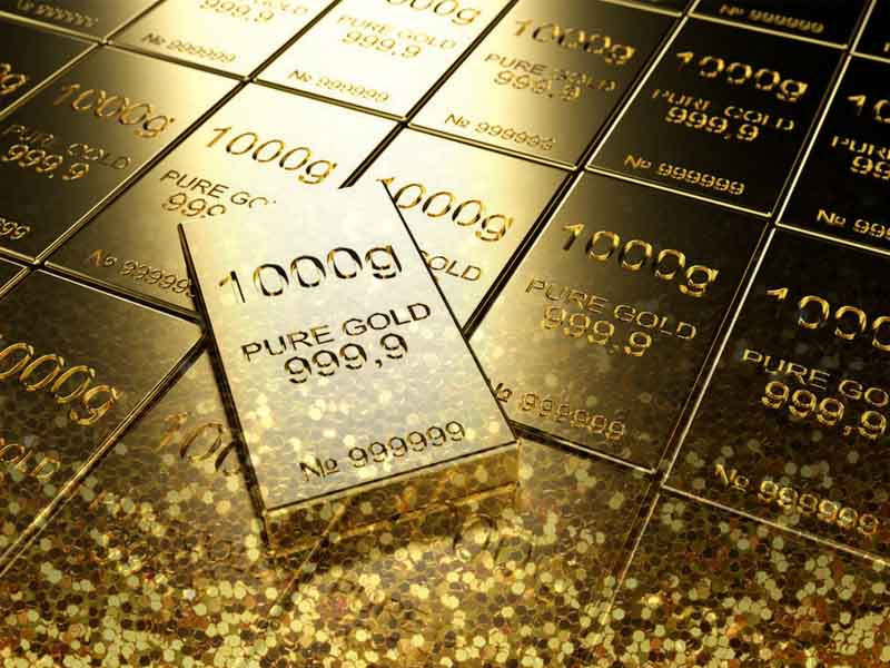 黄金价格仍可看高一线