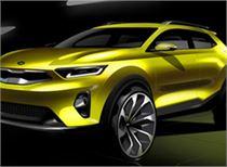 神似现代Kona 起亚全新小型SUV-7月发布