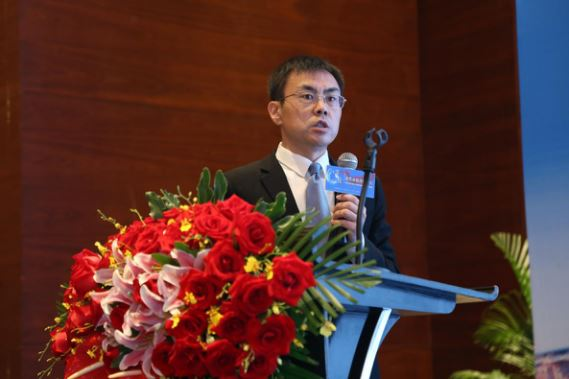深圳交易所国际部总监刘辅忠先生