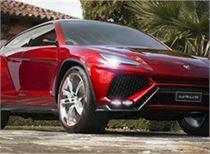 兰博基尼SUV于12月4日首发 明年将入华