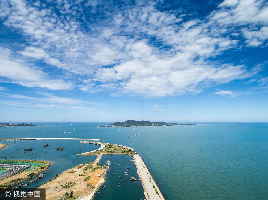 威海旅游景點大全排名