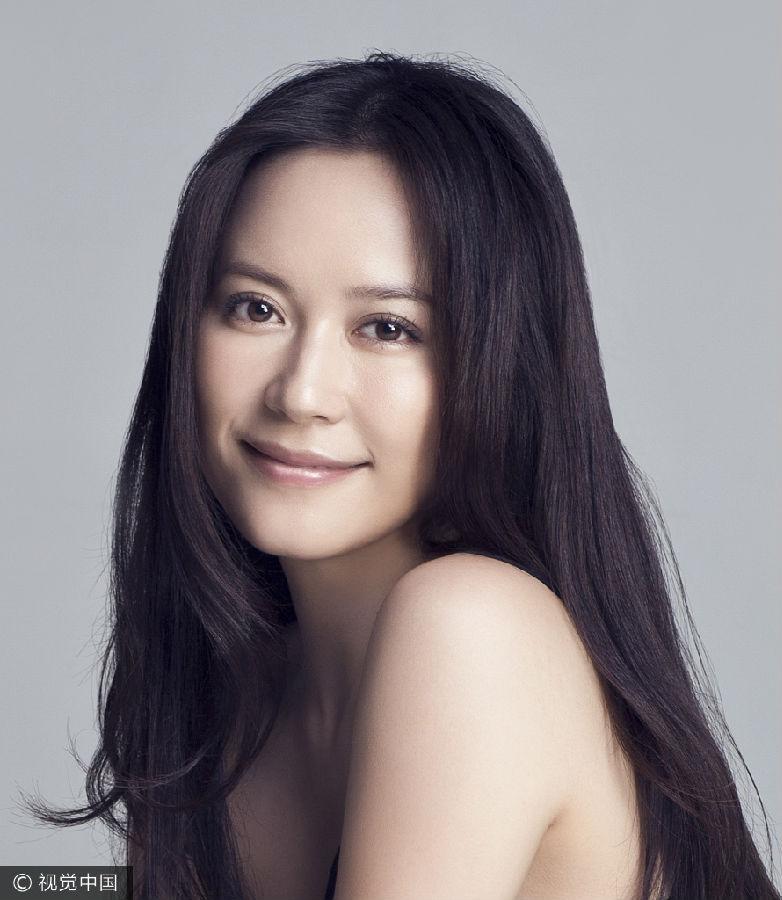 来自浙江最漂亮的女星 谁是你心中最美女神