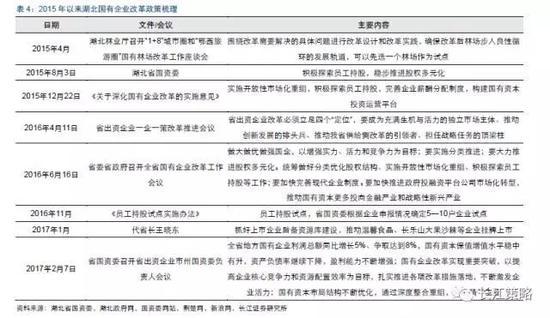 谁会混改:省出资企业或武汉地方国有企业