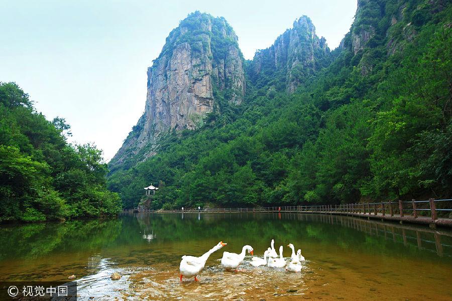 [PAGE默认页4]   丽水。丽水位于浙江省,是浙江省辖陆地面积最大的地级市,生态环境质量位居浙江省第一,拥有国家AAAA级旅游景区12家。    珠海。珠海位于广东,是中国几大经济特区之一,在这个城市的身上有不少头衔,其中包括 国家生态园林城市和国家森林城市。