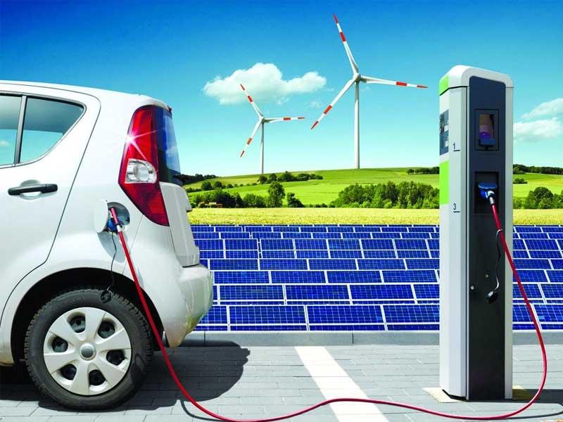 新能源车大时代开启