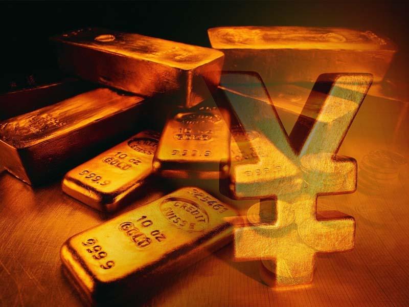 黄金年底可能将达到1500美元