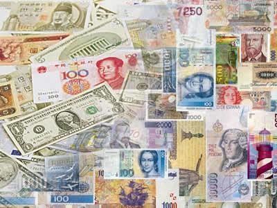 9月6日:人民币中间价七连涨 升破6.54关口