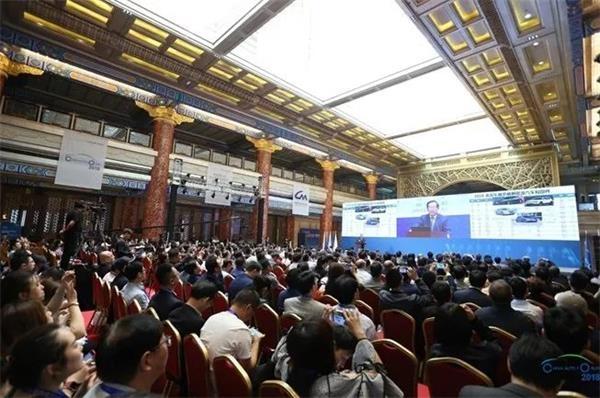 """2018中国汽车论坛成为引领未来中国汽车业发展方向的重要""""风向标""""."""