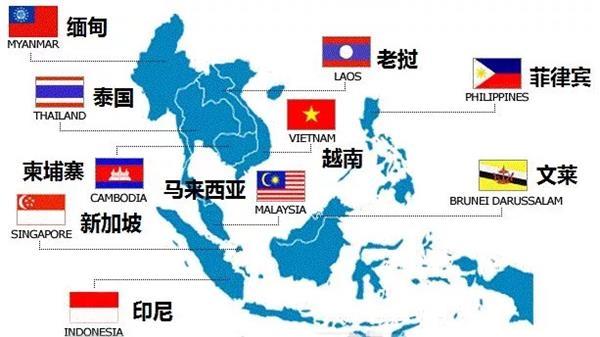 像菲律宾,印尼属于多岛屿的国家,多岛屿的国家会造成物流的配送时