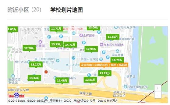 狂刷屏!深圳一中学20个新老师 竟有19个清华北大!网友:果断下手学区房