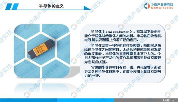 《2019年中国半导体行业市场前景研究报告》(附全文)