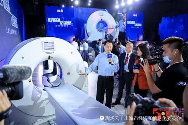 """买它买它!汽车、机器人、CT机 上海副市长""""带货""""上海造"""